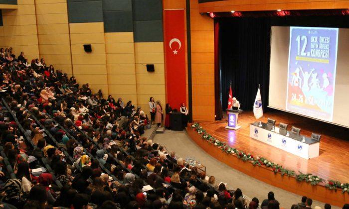 Okul Oncesi Egitim Kongresi Basladi Sakarya Universitesi Haber