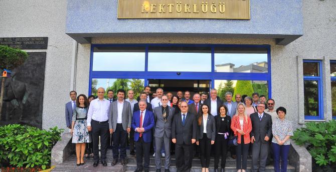EFQM Değerlendirmesi Başarıyla Tamamlandı