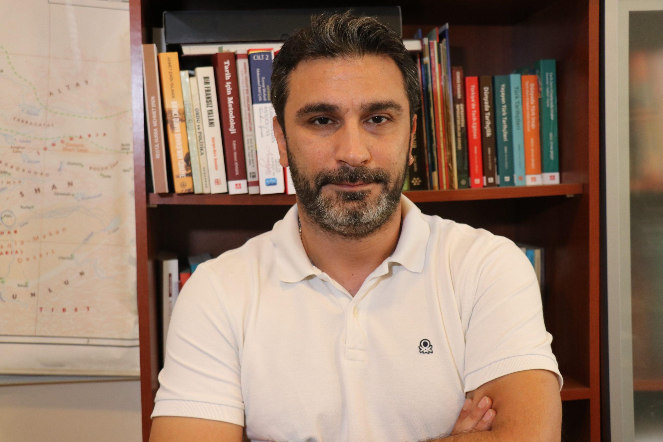 Doç. Dr. Serkan Yazıcı