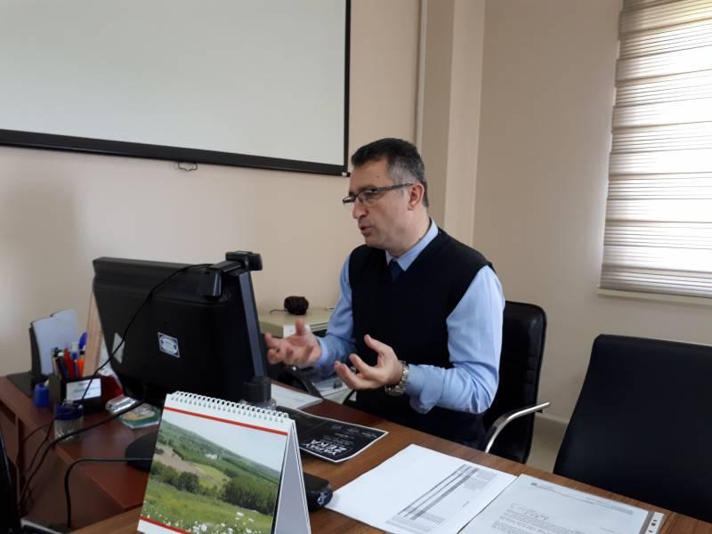 Prof. Dr. Oğuz Karabay